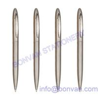 Wholesale stainless steel pen, steel metal pen,promotional advertising steel pen from china suppliers