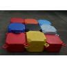 Buy cheap jet ski floating cubes PE Floating platform from wholesalers
