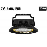 Buy cheap UFO IP65 water proof high bay led 200w , highbay light CREEXTE CHIP from wholesalers