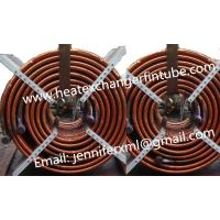 Wholesale Extrusion HIGH Fin heating coils ,11FPI extruded HIGH Fin Tubes Machine from china suppliers