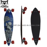Wholesale Specific Shape 38*9.75inch with OS780 Griptape Canadian Maple Skateboard Ld-170 from china suppliers