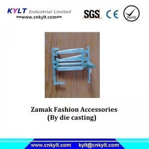 Quality Zinc/Zamak Alloy Die casting/ Injection part for sale