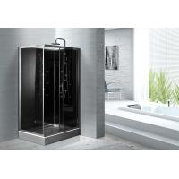 Wholesale Modular Enclosed Rectangular Shower Cubicles , Rectangular Shower Stalls from china suppliers