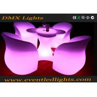 Wholesale Outdoor Led Cocktail Table / Battery Operated led lights for cocktail tables from china suppliers