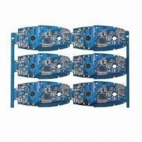 Wholesale 4-layer Bluetooth PCB with Blind Hole and 0.2mm BGA Pads from china suppliers