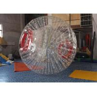 Wholesale Colorful Relaxing Inflatable Bumper Ball Rental 2.5m / 3.0m Diameter For Child from china suppliers