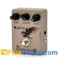 Wholesale Joyo JF-08 - Digital Delay Pedal with Analog Sound Reproduction (True Bypass, Metal Body) from china suppliers