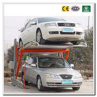 Wholesale High Quality CE Double Deck Parking/ Ravaglioli/ Car Lifts for Home Garages for 2 Cars from china suppliers