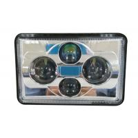 Wholesale High Brightness Square LED Headlight Driving Lamps for Truck / Cars from china suppliers