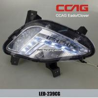 Wholesale CCAG Eado Clover DRL LED Daytime Running Lights steering light for car from china suppliers