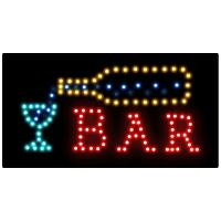 Wholesale advertising board Flashing LED Sign Open sign led message display from china suppliers