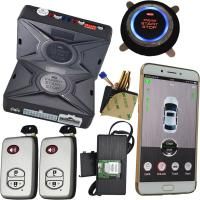 Wholesale GSM & GPS Smartphone Car Alarm Security Two Way Cell Phone Car Starter from china suppliers