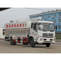 Wholesale hot sale Dongfeng Tianjin bulk feed vehicle(CLW5120ZSLD3), factory sale best price dongfeng tianjin 10tons feed truck from china suppliers
