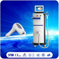 Wholesale High End Salon Use Super Cooling Microchannel Diode Laser 808 Hair Removal Machine from china suppliers