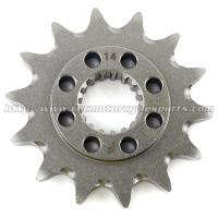 Buy cheap High Performance Dirt Bike Sprockets For Yamaha WR250F YZ450F from wholesalers