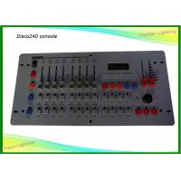 Wholesale Disco DMX Lighting Controller , Wireless Dmx Controller Usb With LED Light from china suppliers
