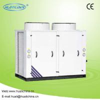 Wholesale Museum High Efficiency Heat Pumps , Double Compressor Screw Air To Air Heat Pump from china suppliers