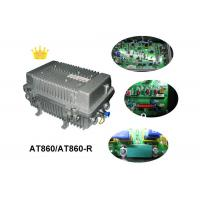 Wholesale Outdoor Distribution Amplifier/Line Extender ,860MHz CATV 2 Way Outdoor Trunk Amplifier from china suppliers