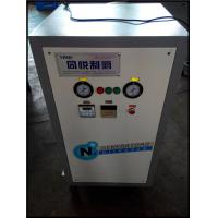 Buy cheap 3 Nm3/H 5 Nm3/H Nitrogen Making Machine With Microcomputer Control from wholesalers