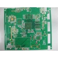 Wholesale Hard Gold Green Custom Multilayer Printed Circuit Boards for Medical Equipment from china suppliers
