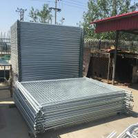 Wholesale quessland temporary fencing panels for sale 2100mm x 2400mm ,buy from local too expensive ?buy temp fence from china from china suppliers