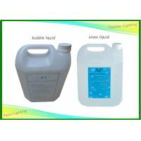 Wholesale Long Lasting Stage Effect Fog / Snow Machine Fluid 1L 5L Free Sample from china suppliers