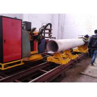 Wholesale with CE ISO ceterficate flame and plasma cutting mode CNC metal pipe cutting machine from china suppliers