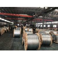 Wholesale 7x3.52mm Galvanized Steel Core Wire for Bare ACSR Conductor , ABC Cable from china suppliers