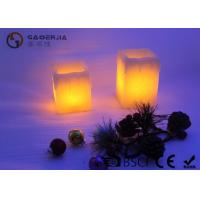Wholesale Snowflake Carved Safety Electric Led Candles Eco Friendly For Church from china suppliers