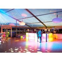 Wholesale 35m Width Outdoor Clear Span Fabric Structures Fire Retardant For Exhibition Event from china suppliers