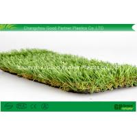 Wholesale Green Human - Friendly Playground Artificial Grass For Swimming Pool from china suppliers