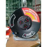 Wholesale 13A Electrical Cable Reel With Black Heat Resistant Plastic Housing from china suppliers