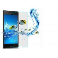 Wholesale 9H Clear Privacy Screen Guard Premium Tempered Glass Anti Scratch for Sony Z3 from china suppliers