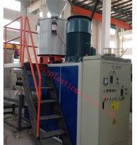 Wholesale high speed mixer coumounding mixer mastbatch mixer plastic high speed mixer from china suppliers