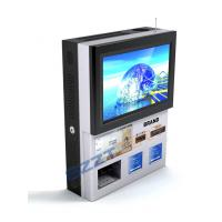 Wholesale ZT2834-A00 Financial / Retail Mall Kiosk / Interactive Information Kiosk from china suppliers