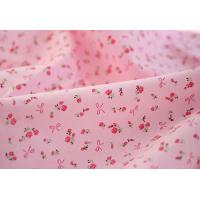 Quality Good soft Floral Stretch Corduroy Fabric Cloth For Baby Children for sale
