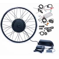 Wholesale 26'' 500 Watt Hub Motor Wheel Ebike Front Or Rear Electric Bike Kit Led Or Lcd Display from china suppliers