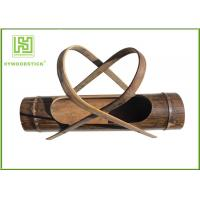 Wholesale Bamboo Products Gardening/horticulture Bamboo Flower Vase Flower Pots from china suppliers
