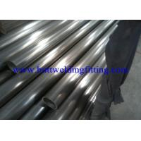 Wholesale 0.5mm to 48mm Thickness Stainless Steel Welded Pipes Solution Annealed & Pickled from china suppliers