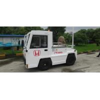Wholesale FAAM Electric Baggage Tractor , Low Noise Airline Ground Support Equipment from china suppliers