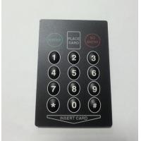 Wholesale Custom Non - Toxic Silicone Waterproof Membrane Switch 0.5~1.5mm from china suppliers
