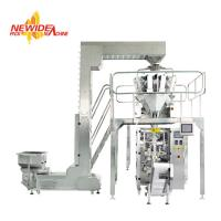 Wholesale Vertical Granule Gusset Bag Pet Food Packing Machine With Multi Weigher from china suppliers