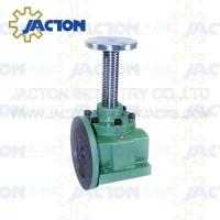 Wholesale 20 Ton Acme Screw Jack Lift Screw Diameter 65MM Lead 10MM Gear Ratio 10:1, 20:1 and 40:1 from china suppliers