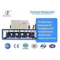 Wholesale 40hp*5 R404a GEA Bock Brand Cold Room Compressor Unit Seed Production from china suppliers