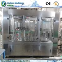 Quality Siemens PLC System juice bottling machine for Flavoured Beverage Production Line for sale
