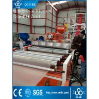 Quality 50-180kg/h HDPE Film Blowing Machine 1000-2500mm Width ISO9001 for sale