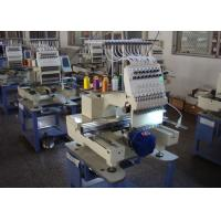 Wholesale High Speed Automatic Embroidery Machine , Multi - Languages 1 Head Embroidery Machine New from china suppliers