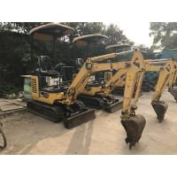 Wholesale More Units Used Komatsu Mini Excavator PC18MR-2 1.8 Tonne 15HP Engine Power from china suppliers