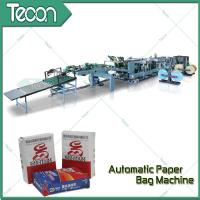Wholesale Professional 2-5 Ply of Kraft Paper Bag Making Machines With Big Production Plant from china suppliers
