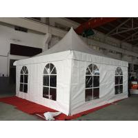 Wholesale Big Family Camping Tent Durable Leisure , Large Camping Tents Aluminum Alloy from china suppliers